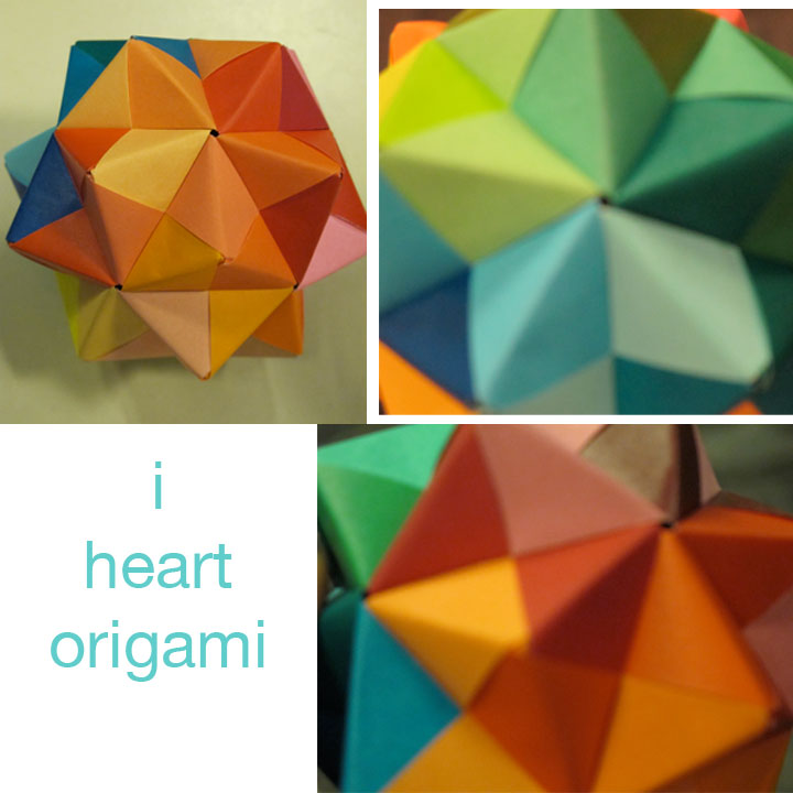 how to make an origami sphere 28 images sonobe balls