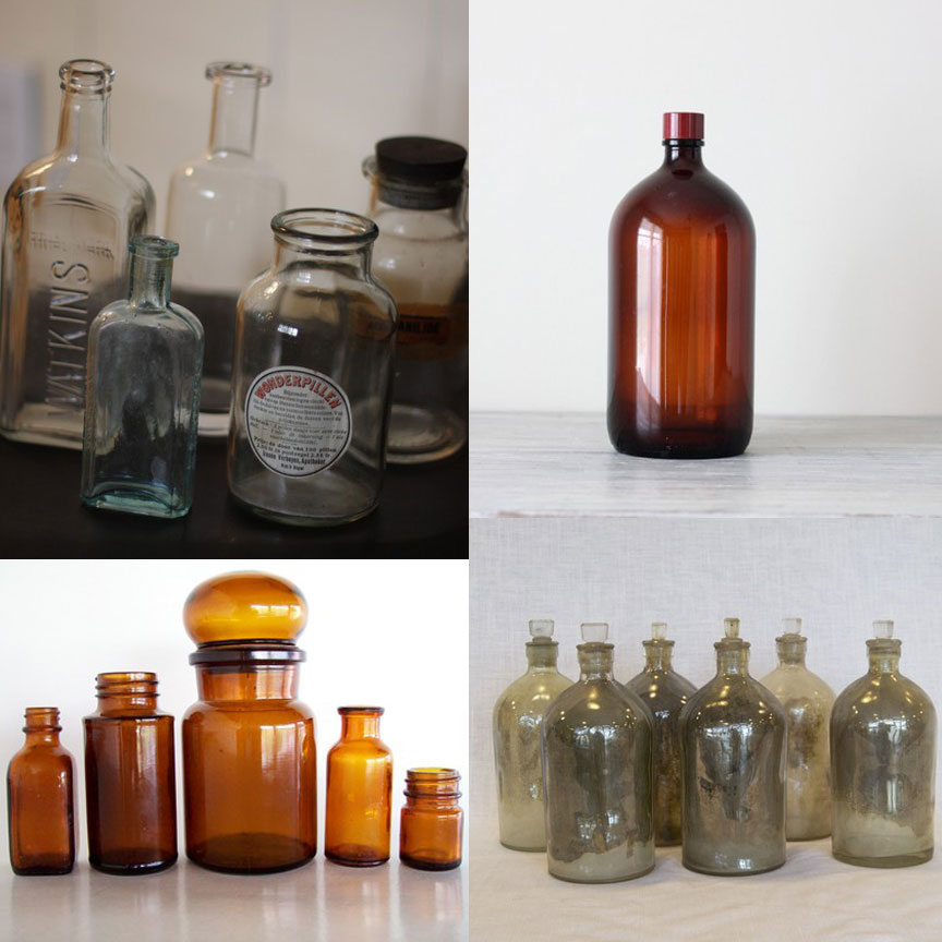 Well known Etsy Finds: Vintage Apothecary Jars | The Someday Blog PK24